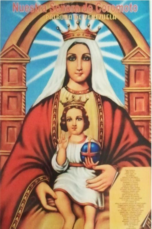 Virgen Coromoto Imagen
